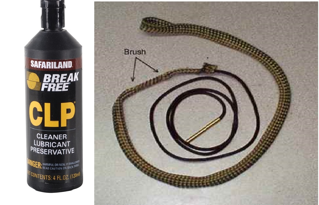 CLP and a bore snake is the fast and easy way to bore clean without damage.