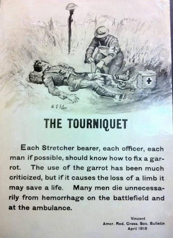 Tourniquet+poster