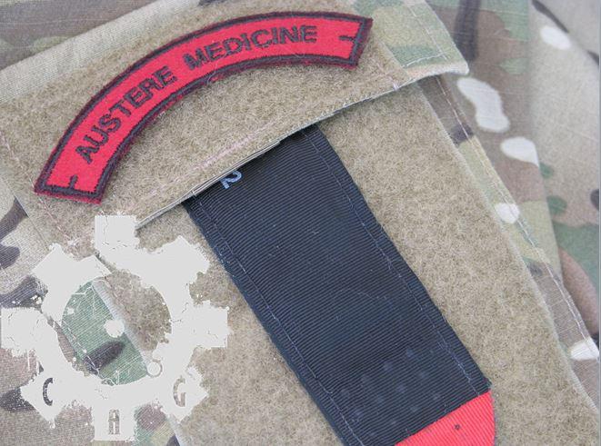 Austere Medicine Tab